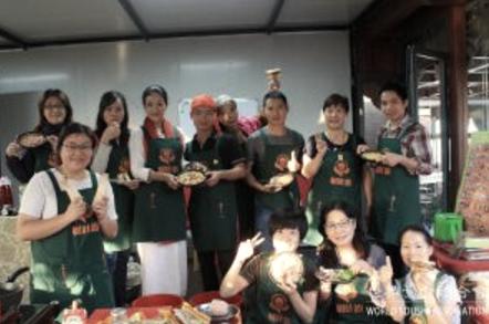 树叶仙餐饮管理有限公司:绿色环保,健康营养