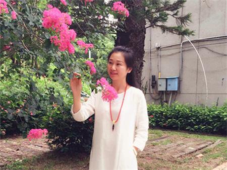 """赵丽丽:大爱素食——""""爱为原料 品为营养"""""""