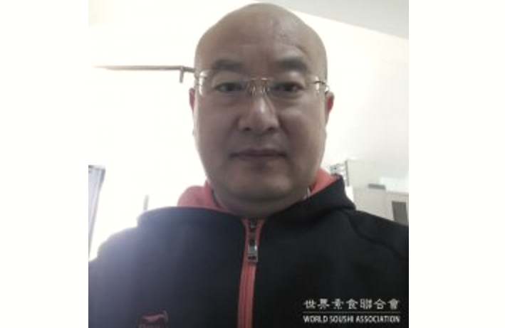 朱俊华:热爱国学,弘扬素食